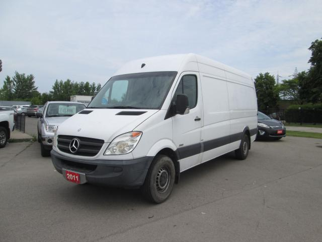 2011 Mercedes-Benz Sprinter 2500 RAISEDROOF