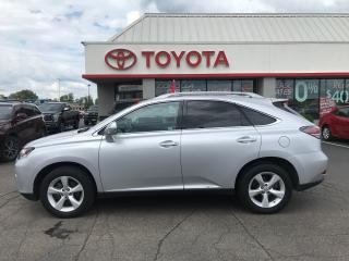 Used 2013 Lexus RX 350 AWD Navigation pkg for sale in Cambridge, ON
