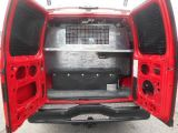 2012 Ford E-250 CARGO 5.4L Loaded Rack Divider Shelving 127,000Km
