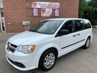 Used 2014 Dodge Grand Caravan ONE OWNER/NO ACCIDENT/SAFETY INCLUDED for sale in Cambridge, ON