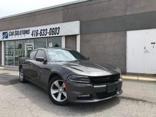 Used 2015 Dodge Charger SXT-NAVIGATION-SUNROOF for sale in Toronto, ON