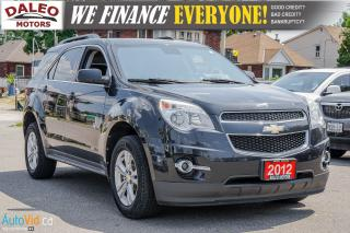 Used 2012 Chevrolet Equinox 1LT for sale in Hamilton, ON