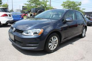 Used 2016 Volkswagen Golf COMFORTLINE | BACKUP CAM | BLUETOOTH for sale in Toronto, ON
