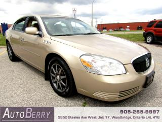 Used 2006 Buick Lucerne CXL - 3.8L - FWD for sale in Woodbridge, ON