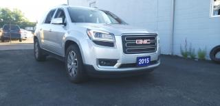 Used 2015 GMC Acadia SLT NAVI AWD ACCIDENT FREE CLEAN CAR FAX for sale in Brampton, ON