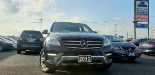 Used 2012 Mercedes-Benz M-Class 350 for sale in Brampton, ON