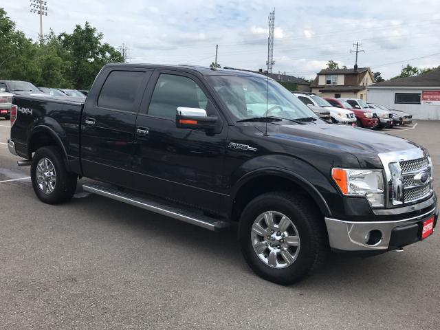 2010 Ford F-150 LARIAT ** 4X4,HTD/COOLED LEATH, TOW PKG **