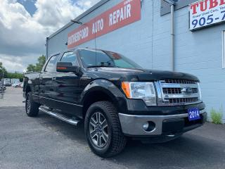 Used 2014 Ford F-150 XTR 4x4 WE FINANCE! for sale in Brampton, ON