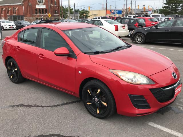 2010 Mazda MAZDA3 GX ** BLUETOOTH, ALLOYS **