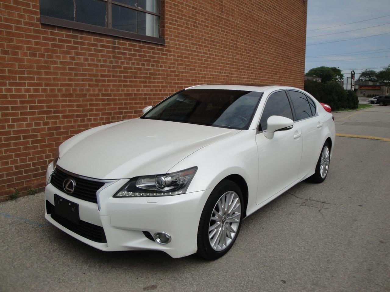 Used 2013 Lexus GS 350 GS 350 AWD 1 Owner No Accident