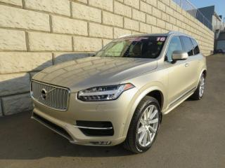 Used 2016 Volvo XC90 T6 Inscription for sale in Fredericton, NB
