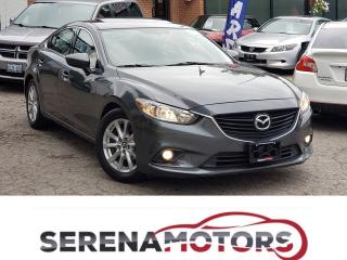 Used 2014 Mazda MAZDA6 GS | MANUAL | FULLY LOADED | NO ACCIDENTS for sale in Mississauga, ON