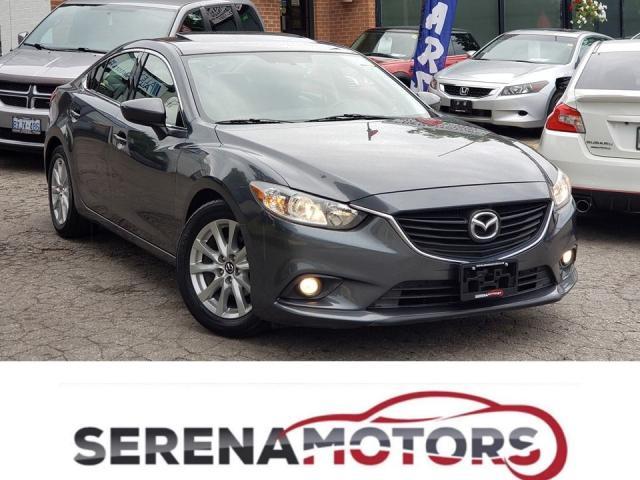 2014 Mazda MAZDA6 GS | MANUAL | FULLY LOADED | NO ACCIDENTS