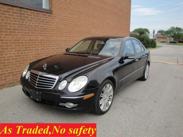 2008 Mercedes-Benz E-Class 3.5L/LEATHER /SUNROOF