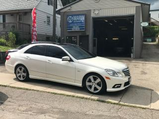 Used 2011 Mercedes-Benz E-Class E 350 Sport BlueTEC for sale in Kitchener, ON