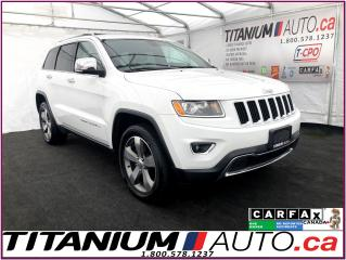 Used 2015 Jeep Grand Cherokee Limited+4X4+Camera+Sunroof+Leather+Remote Start+XM for sale in London, ON