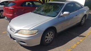 Used 2002 Honda Accord SE for sale in North York, ON