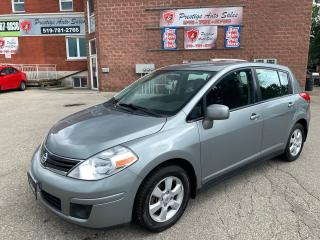 Used 2010 Nissan Versa 1.8 SL/NO ACCIDENT/SAFETY INCLUDED for sale in Cambridge, ON