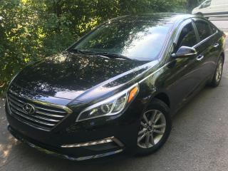 Used 2016 Hyundai Sonata GLS for sale in Brampton, ON