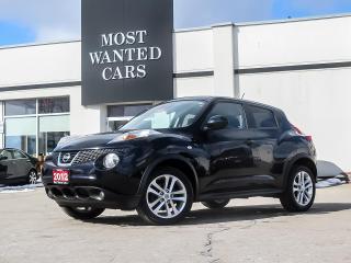 Used 2012 Nissan Juke SL FWD | NAVI | BACKUP CAMERA  | LEATHER | ROOF for sale in Kitchener, ON