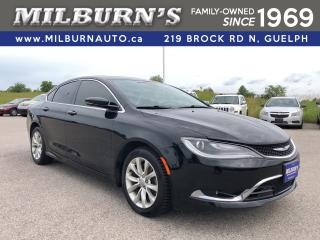 Used 2015 Chrysler 200 C for sale in Guelph, ON