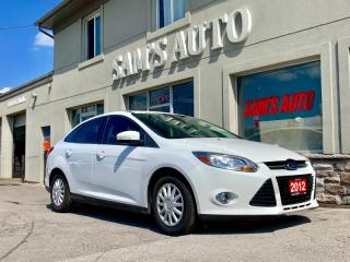 Used 2012 Ford Focus 4DR SDN SE for sale in Hamilton, ON