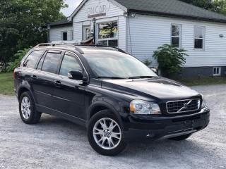 Used 2007 Volvo XC90 No-Accidents AWD 7 Seat DVD Sunroof for sale in Sutton, ON