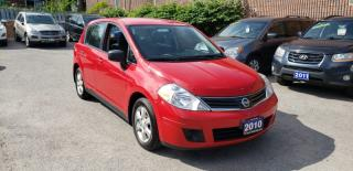 Used 2010 Nissan Versa 1.8 SL for sale in Toronto, ON