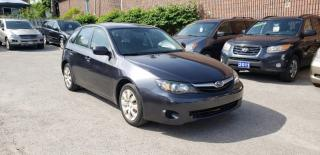 Used 2010 Subaru Impreza 2.5i for sale in Toronto, ON