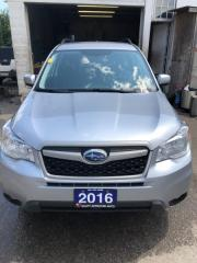 Used 2016 Subaru Forester 2.5i Convenience for sale in Toronto, ON