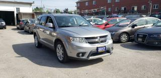 Used 2017 Dodge Journey GT for sale in Toronto, ON