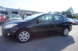 Used 2012 Ford Focus SE CERTIFIED 2YR WARRANTY *2nd SET WINTER ON RIMS*ENGINE R START*38 DEALER SERVICE RECORDS* HEATED SEATS 2012 Ford Focus SE SEDAN AUTO CERTIFIED 2YR WARRANTY *38 DEALER SERVICE RECORDS* HEATED SEATS for sale in Milton, ON