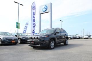 Used 2016 Jeep Cherokee Limited for sale in Whitby, ON