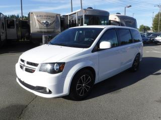 Used 2018 Dodge Grand Caravan GT for sale in Burnaby, BC