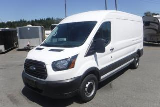 Used 2017 Ford Transit 250 Medium Roof 148-in. Wheelbase Cargo Van for sale in Burnaby, BC