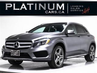 Used 2016 Mercedes-Benz GLA 250 4MATIC AWD, AMG SPORT PKG, NAV, PANO, CAM for sale in Toronto, ON