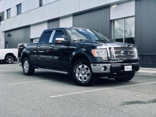 Used 2010 Ford F-150 LARIAT SUPER CREW TOIT GPS for sale in Ste-Marie, QC