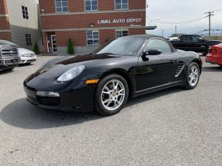 Used 2005 Porsche Boxster BOXTER BAS KILO NAVIGATION for sale in Laval, QC