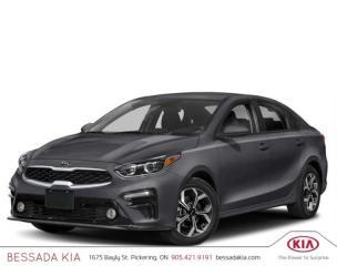 New 2019 Kia Forte Sedan LX for sale in Pickering, ON