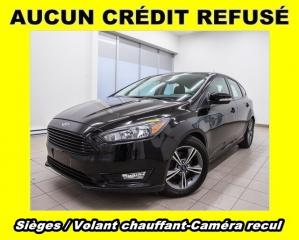Used 2016 Ford Focus CAM RECUL *SIÈGES / VOLANT CHAUFFANT* for sale in St-Jérôme, QC
