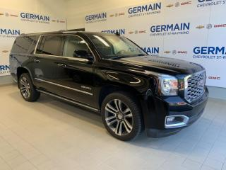 Used 2018 GMC Yukon Denali - Plus de 16 000$ de rabais - 7 passagers for sale in St-Raymond, QC