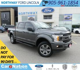 Used 2018 Ford F-150 XLT | V8 | NAV | LEATHER | SPORT | PANOROOF | for sale in Brantford, ON
