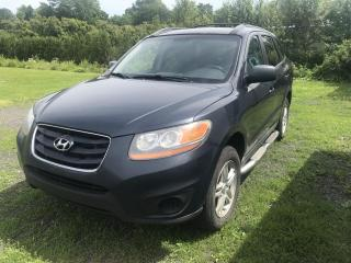 Used 2010 Hyundai Santa Fe 4 portes, traction avant, 4 cyl. en lign for sale in Charny, QC