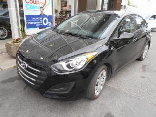 Used 2016 Hyundai Elantra GT GL ** BAS KM,BLUETOOTH,A/C,CRUISE,IMABA for sale in Montréal, QC