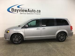 Used 2019 Dodge Grand Caravan GT - 3 ZONE CLIMATE! STOW 'N GO! HTD LEATHER! + MORE! for sale in Belleville, ON
