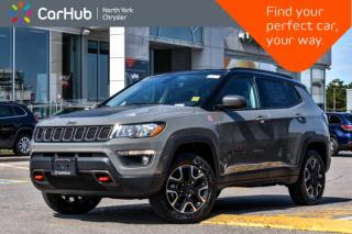New 2019 Jeep Compass Trailhawk|New_Car|Off_Road_Suspension|SiriusXM|Backup_Cam for sale in Thornhill, ON