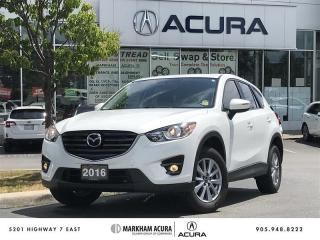 Used 2016 Mazda CX-5 GS AWD at Backup Cam, Blind Spot Info, Fog Lights for sale in Markham, ON