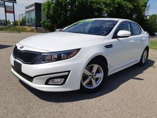 Used 2015 Kia Optima LX for sale in Beamsville, ON