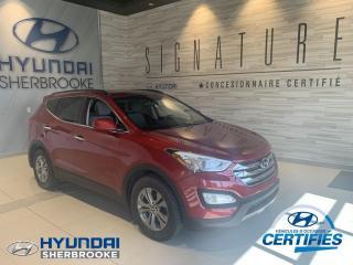 Used 2014 Hyundai Santa Fe DEMARREUR+BANCS CHAUFF+BLUETOOTH for sale in Sherbrooke, QC