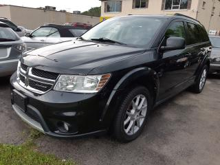 Used 2011 Dodge Journey SXT for sale in Dundas, ON